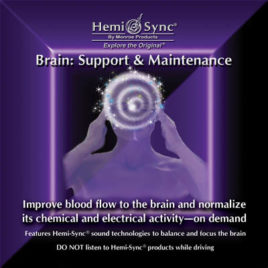 Brain: Support and Maintenance CD